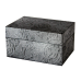 Memory Chest - Embossed Metallic Black